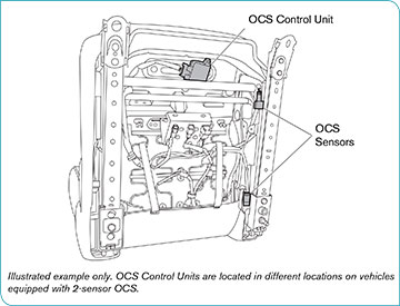2013 nissan altima airbag sensor