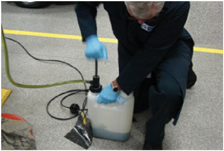 CVT Transmission Fill Pump