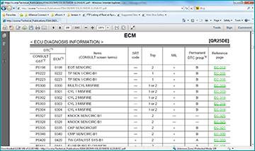 Permanent Diagnostic Trouble Codes (P-DTCs)